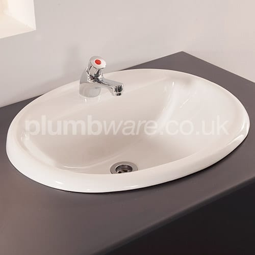 Wash Basin Pack complete with Brassware