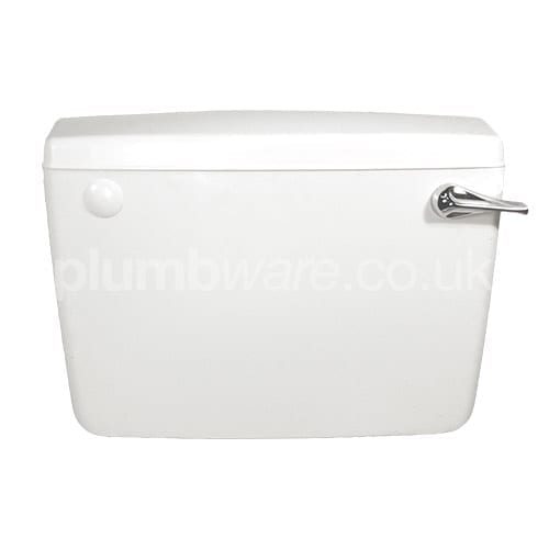 Exposed Toilet Cistern For Low Level Commercial Toilets