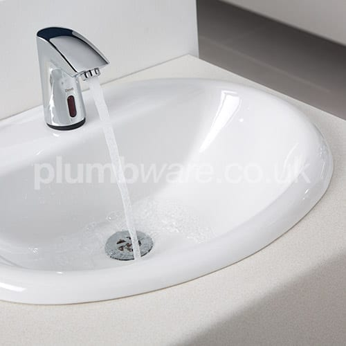Fully Inset Wash Hand Basin