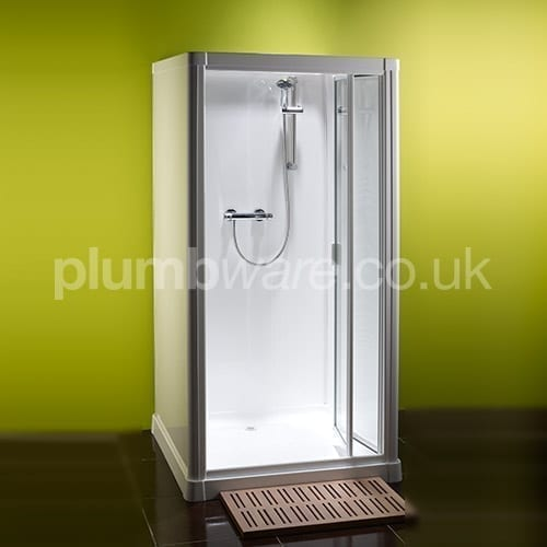 Profile 900 Shower Cubicle | Kubex Flat Pack Shower Enclosures