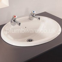 Wash Basin Pack including Brassware and Fittings