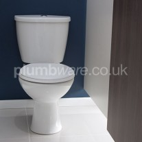 Close Coupled WC Pan and Cistern