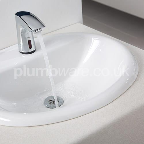Fully Inset Wash Hand Basin