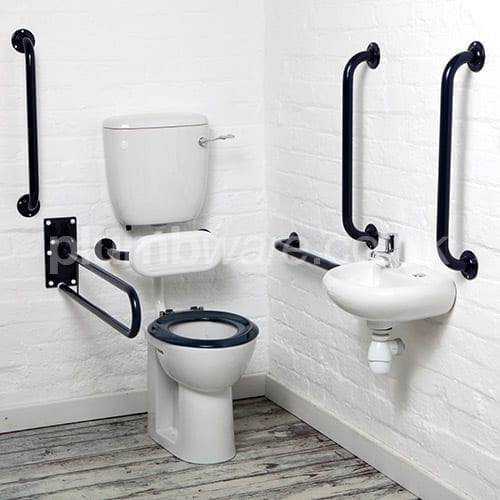 Document M Toilet Pack - Low Level option