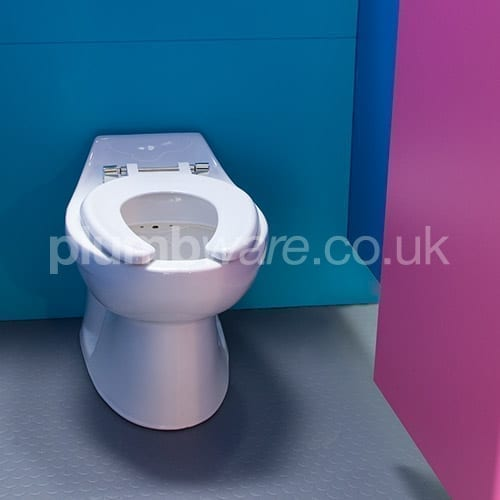 Junior or Infant Open Ring Toilet Seat